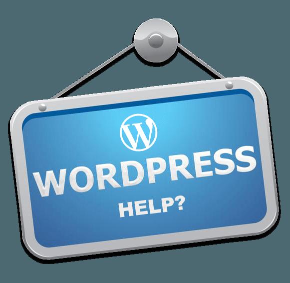 WordPRess Help & support