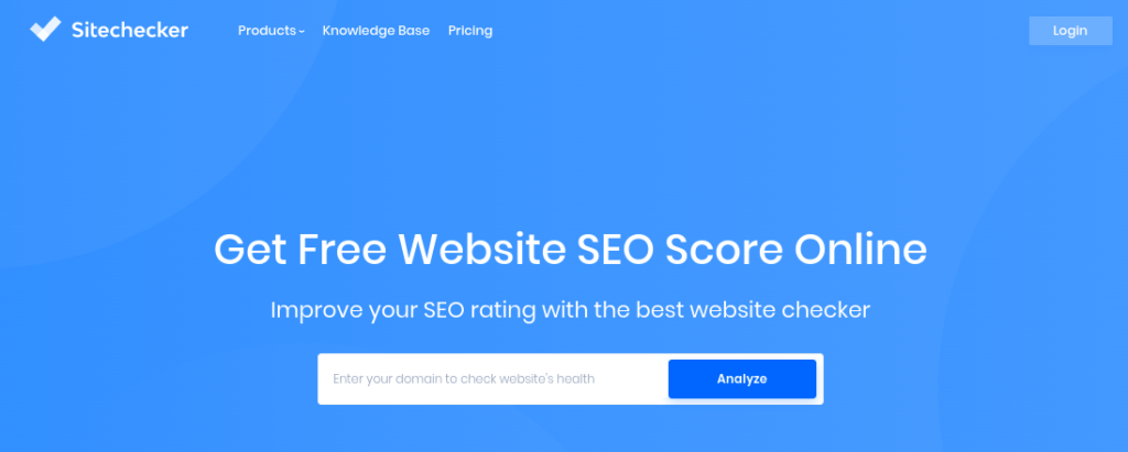 how to perform a WordPress seo audit with sitechecker